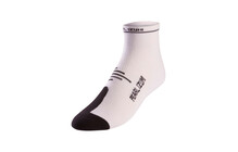 PEARL iZUMi Men's Infinity Low Sock white/black